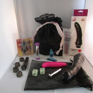 Amazing value sex toy bundle set