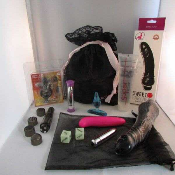 Amazing value sex toy bundle set