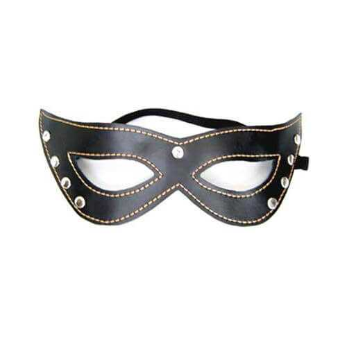 Black Cat Mask - Fetish PLEASURE ATTIC - The UK's Cheapest Sex Toy Website.