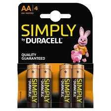 Duracell Batteries AA
