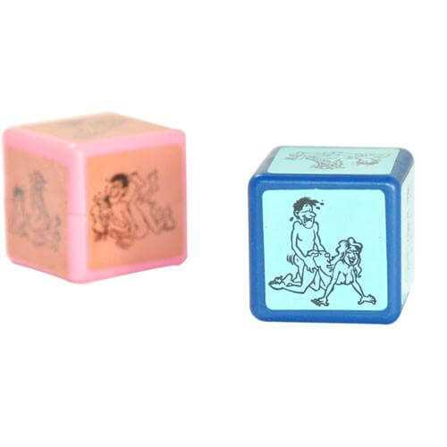 Naughty Sex Position Dice. - PLEASURE ATTIC - UK's Best Low Cost Adult Toys