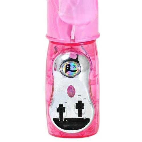 Pearl Accelerator Pleasure Rabbit Steel Ball Vibrator - PLEASURE ATTIC - UK's Best Low Cost Adult Toys