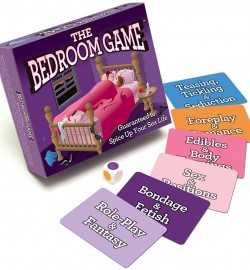 Bedroom sex games 2
