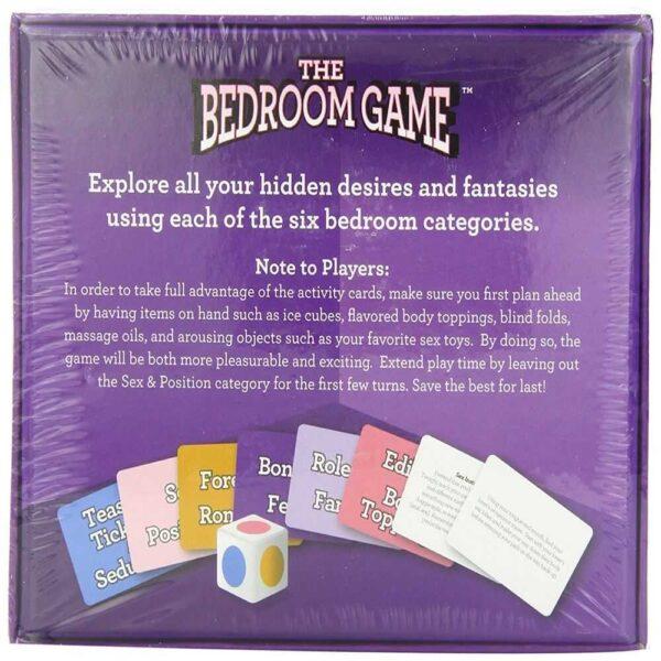 Bedroom sex games 1