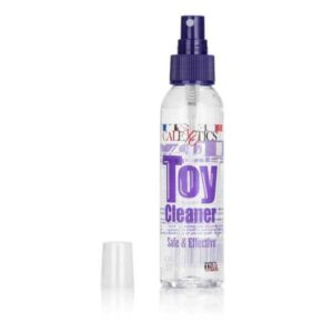 Anti bacterial sex toy cleaner