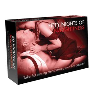fifty nights of naughtiness sex game