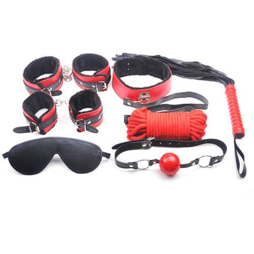 Bondage Set With 7 Items