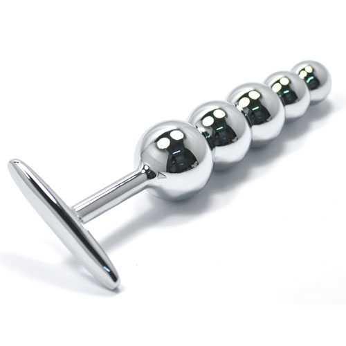 Heavy metal anal beads_1