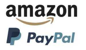 Amazon PayPal logo